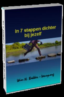 EBOOK In 7 stappen terug bij jezelf -groot